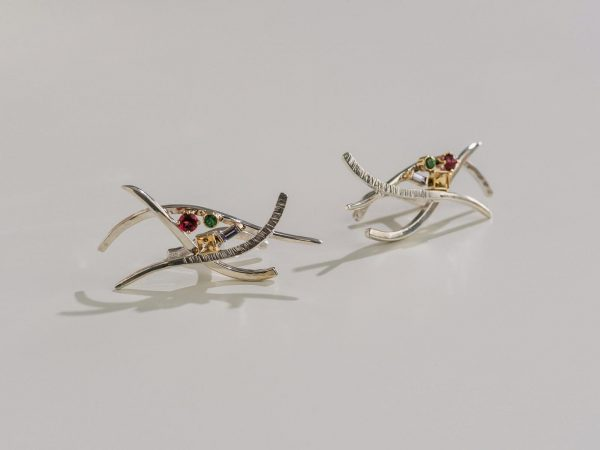 Limatus Multi Gemstone Cufflinks