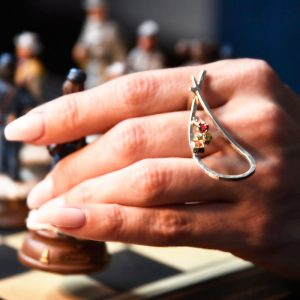 Limatus Gemstone Ring